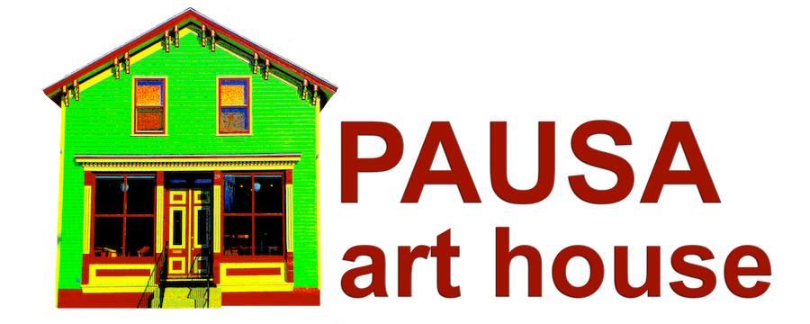 Pausa art house logo