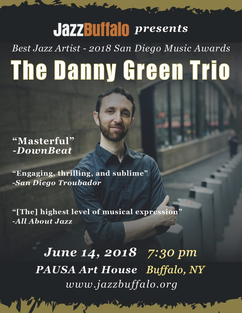 Danny Green, JazzBuffalo