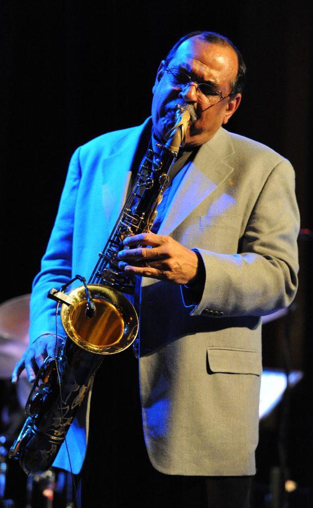 JazzBuffalo, Ernie Watts