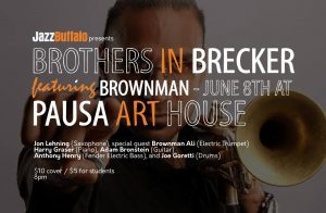 JazzBuffalo, Brownman Ali