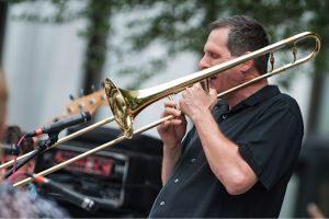 Phil sims, JazzBuffalo