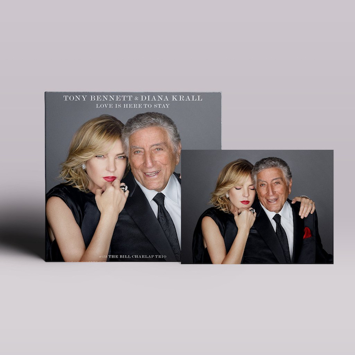 Love Is Here To Stay Tony Bennett Diana Krall: 2019 JUNO Award Nominees For Jazz Features Diana Krall