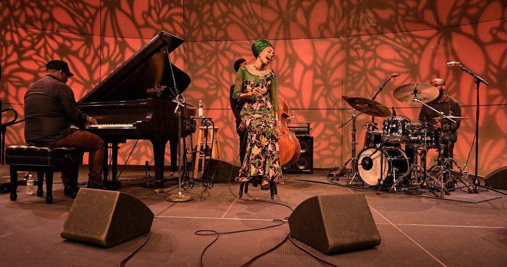 Jazzmeia Horn Makes Impressive Debut In Buffalo - JazzBuffalo